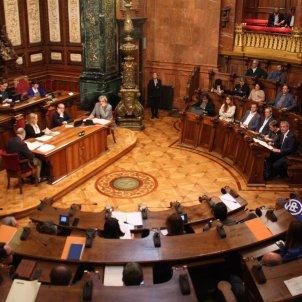 Saló plens Ajuntament Barcelona - ACN