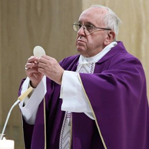 Papa Francisco EFE