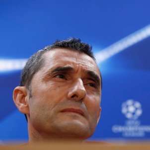 Ernesto Valverde Barça Chelsea Champions Prèvia Efe