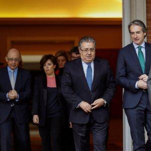 govern espanyol Efe