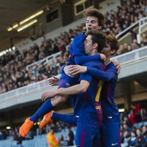 Barça Juvenil UEFA Youth League FC Barcelona