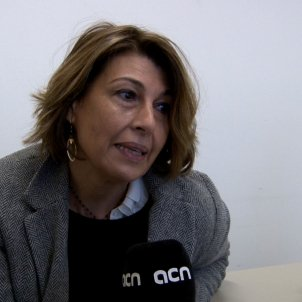 Laura Masvidal dona de Joaquim Forn - acn