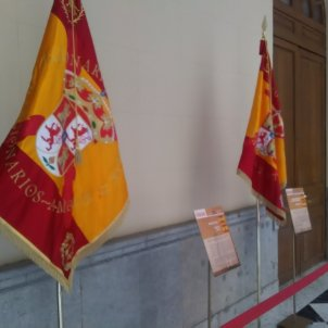 banderes legió i regulares nerin