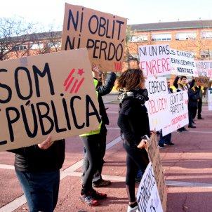 Protestes jutgats Amposta càrregues 1-O -ACN