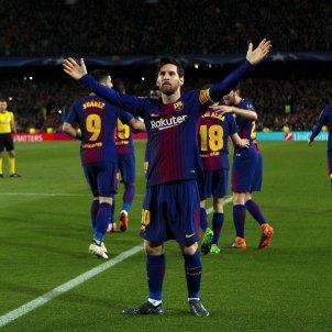 Messi Barça Chelsea Efe
