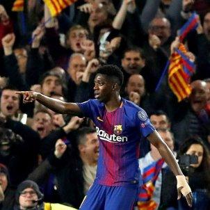 Dembele Barça Chelsea EFE