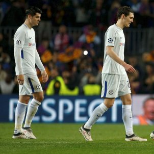 Chelsea Barça Champions   EFE