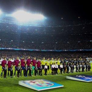 Barça Chelsea Champions quarts de final   EFE