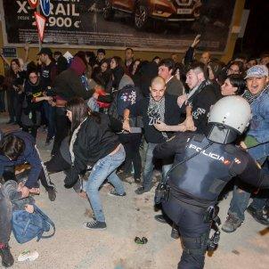 protestes múrcia AVE EFE