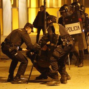 Lavapiés policia espanyola efe