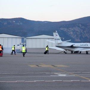 aeroport la Seu Andorra acn