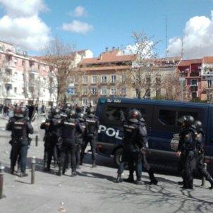Lavapiés càrregues policials europa press