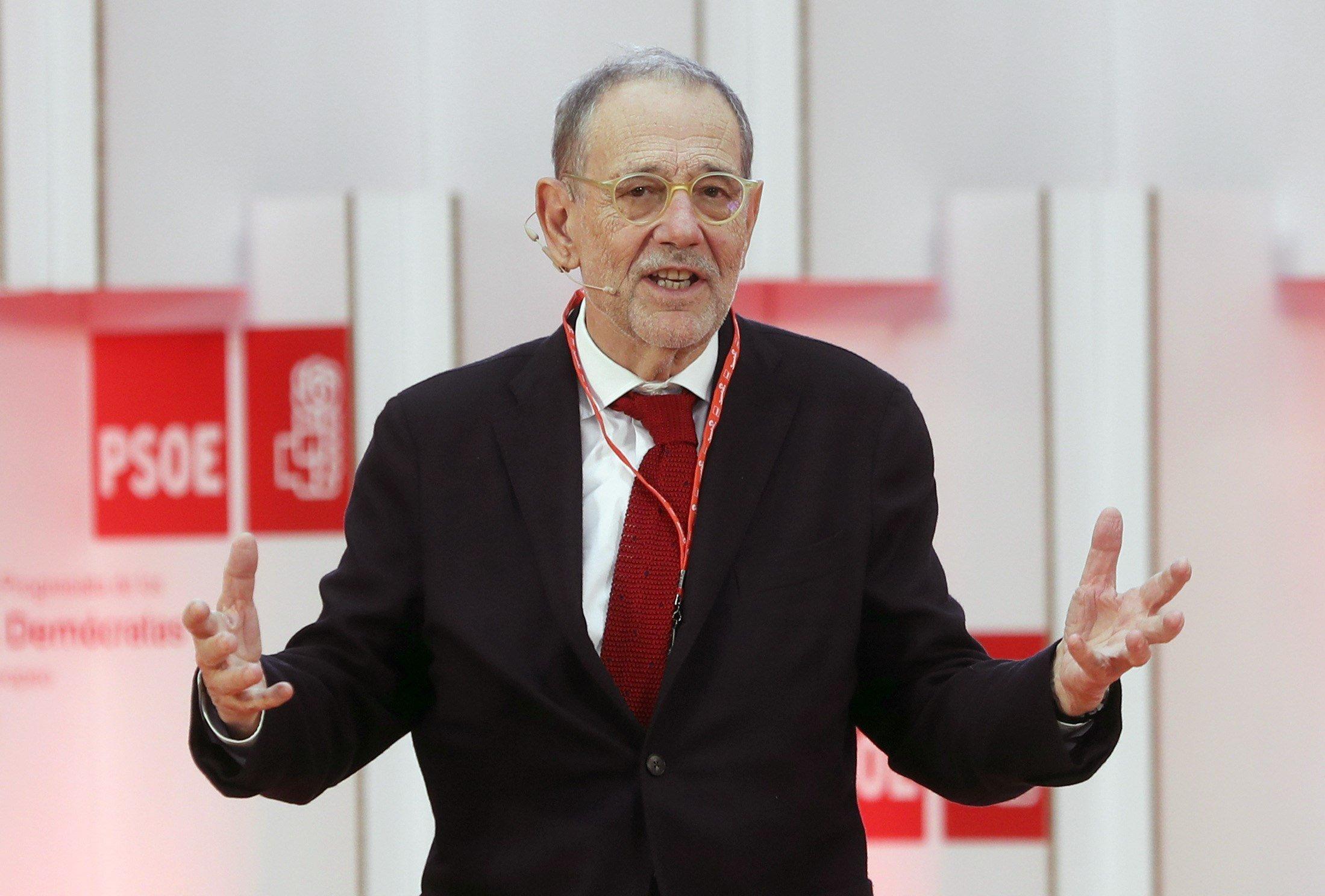 Javier Solana PSOE EFE
