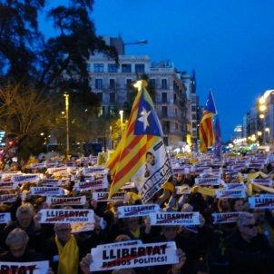 manifestació 5 mesos Jordis Alba Domingo