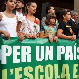 Escola en català - ACN