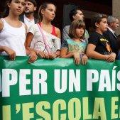 L'escola catalana en peu de guerra: una lluita de 35 anys que no s'acaba