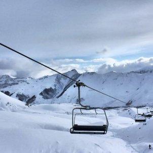 Gudauri estació d'esqui / Wikipedia