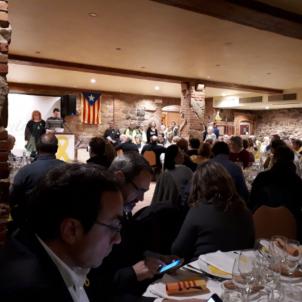 sopar solidari montblanc / @FerranCivit