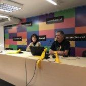 roda premsa eleccions secretariat ANC
