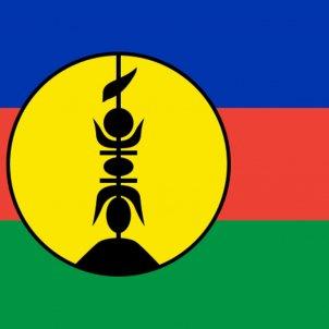 bandera nacionalistes FLNKS Nova Caledònia wikipedia