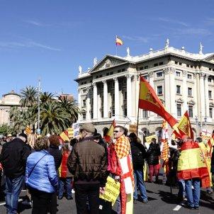 Manifestació societat civil catalana barcelona roberto lázaro