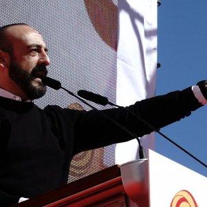jordi canyes manifestació scc Robert Lázaro