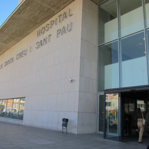 Hospital de Sant Pau Europa Press
