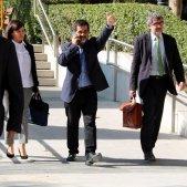 Jordi Sanchez Audiencia 16 octubre 2017 ACN