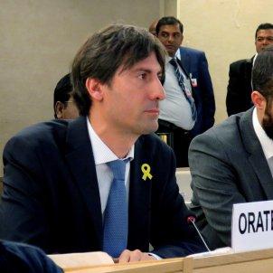 Jordi Solé ONU - EFE