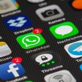whatsapp recurs xarxes socials pixabay