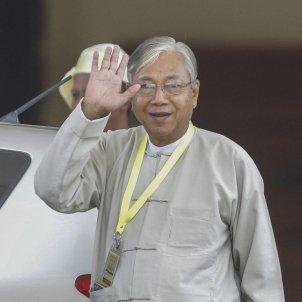 President Birmania EFE