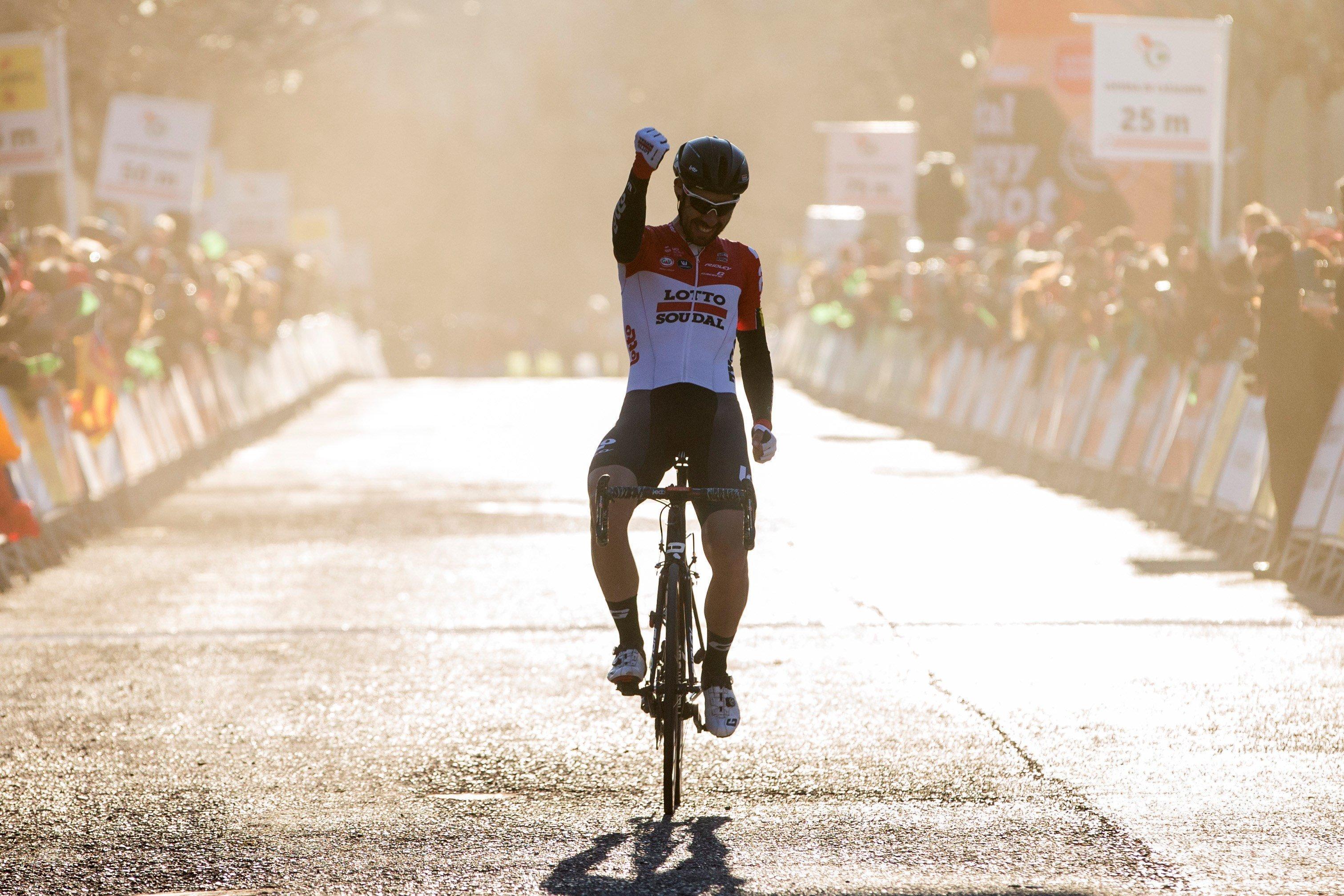De Gendt volta ciclista Catalunya   EFE