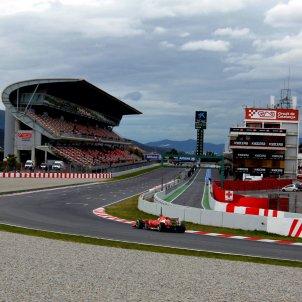 Circuit de Catalunya Montmeló Flickr Maria Alvarez