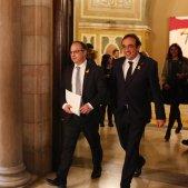 turull rull Parlament Sergi Alcàzar