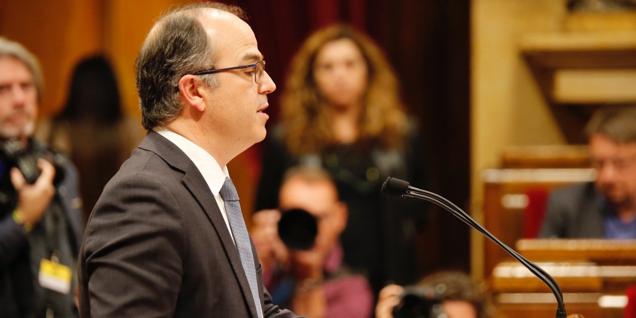 Jordi Turull Ple Investidura Sergi Alcazar (3)