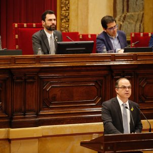 jordi turull torrent parlament - sergi alcazar