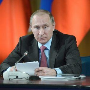 Putin, Rússia