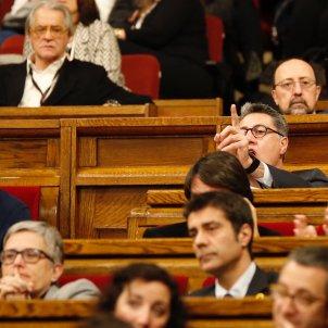 albiol dit grup pp parlament - sergi alcazar