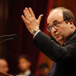 Miquel Iceta ple parlament sergi alcazar (1)