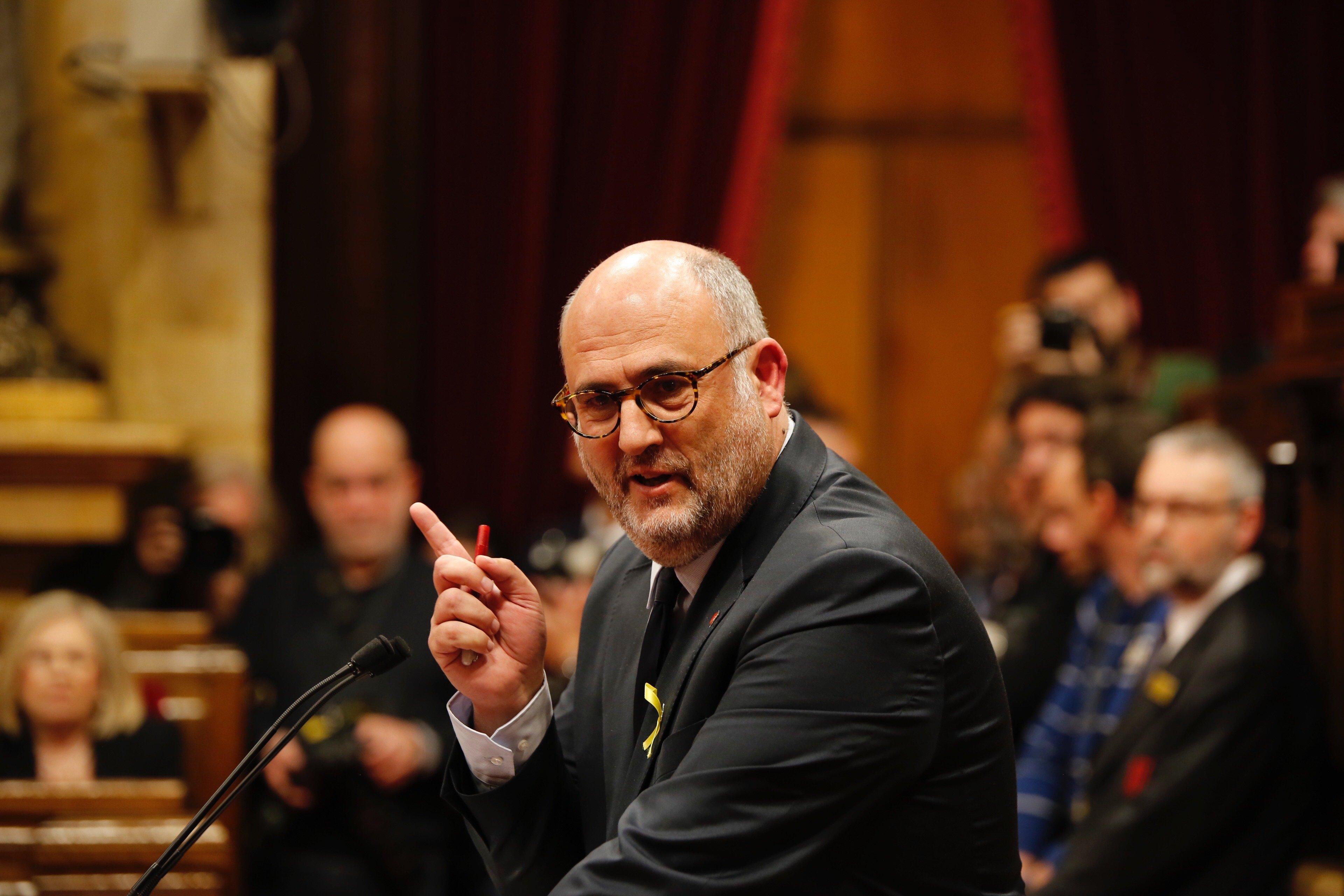 eduard pujol ple parlament sergi alcazar (3)