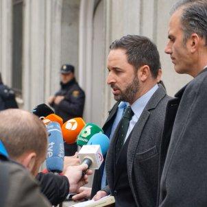 advocats VOX Suprem 23 març   gemma Liñán