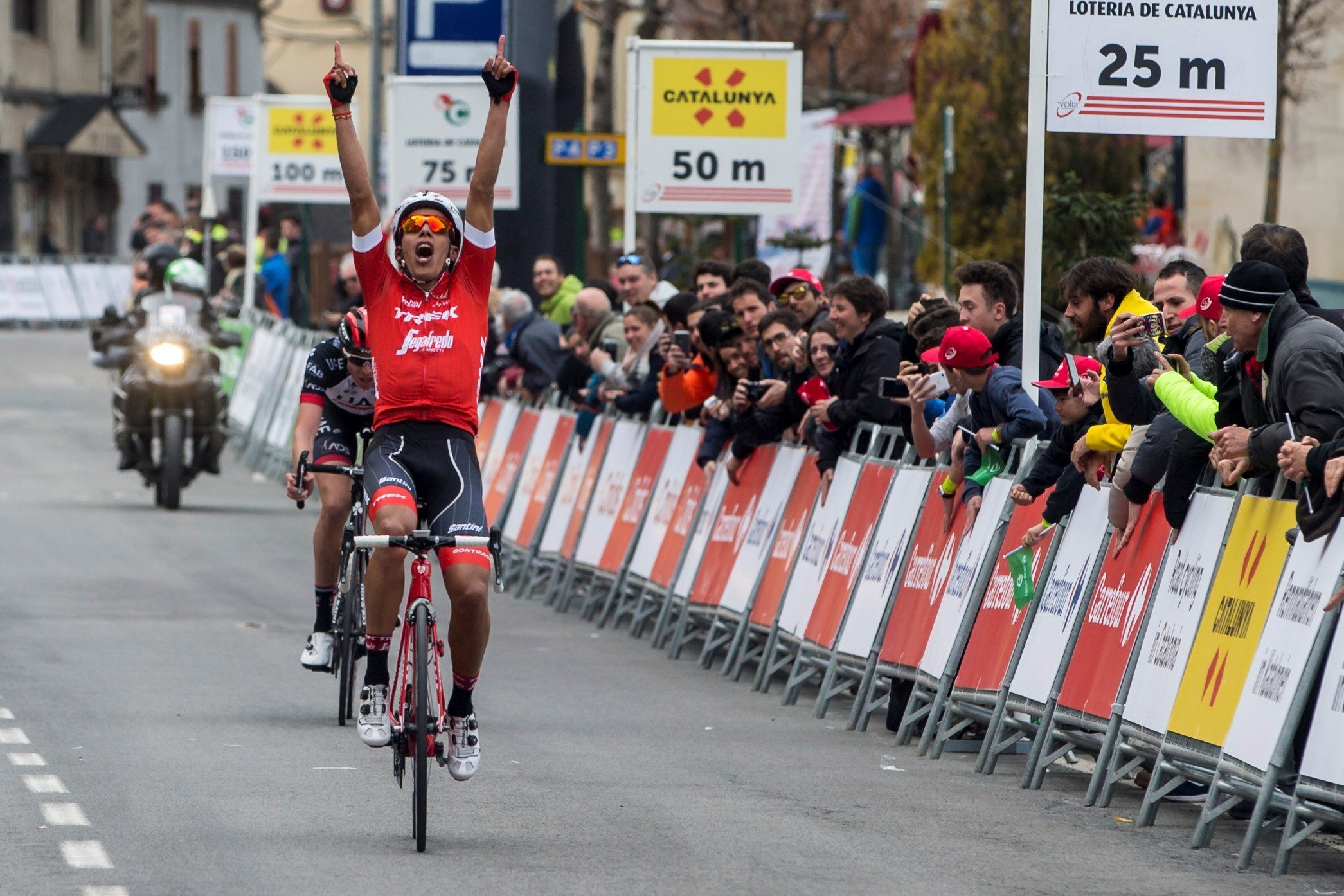 Jarlinson Pantano Volta a Catalunya Efe