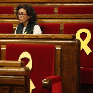Marta Rovira Esco llaç groc - Sergi Alcàzar