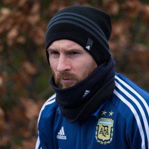 Leo Messi Argentina Efe