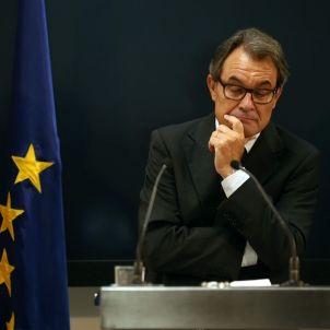 Artur Mas fiscalia EFE