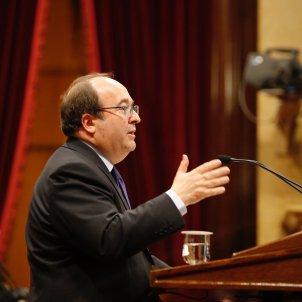 Miquel Iceta Parlament PSC - Sergi Alcàzar