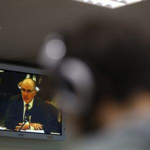 Rato declara targetes Black / EFE