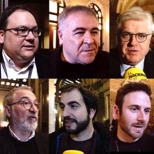Iu-tuber parlament periodistes ple suspes - roberto lázaro