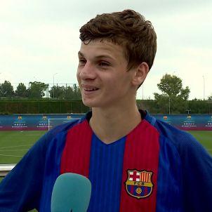 Labinot Kabashi Barça FC Barcelona