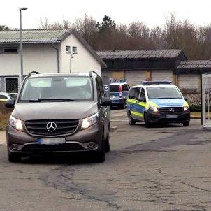Alemanya Puigdemont trasllat preso EFE 25 03 2018